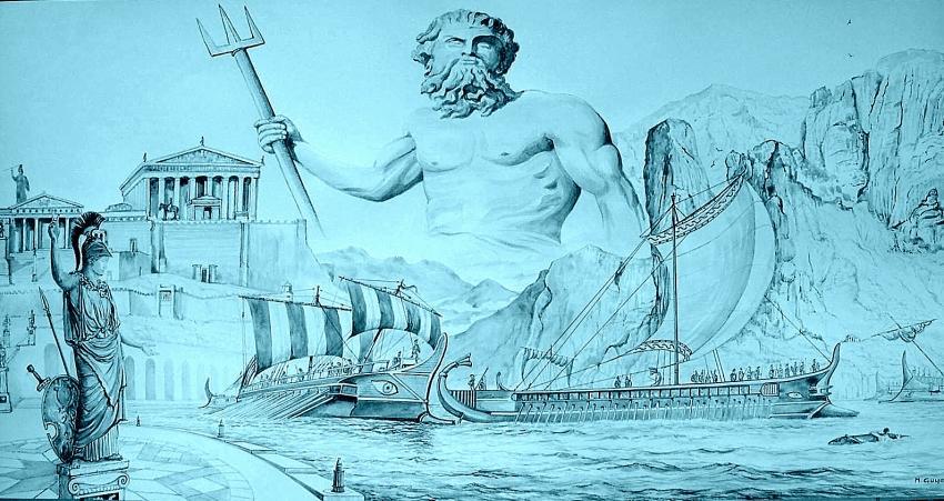 Neptune par columbo